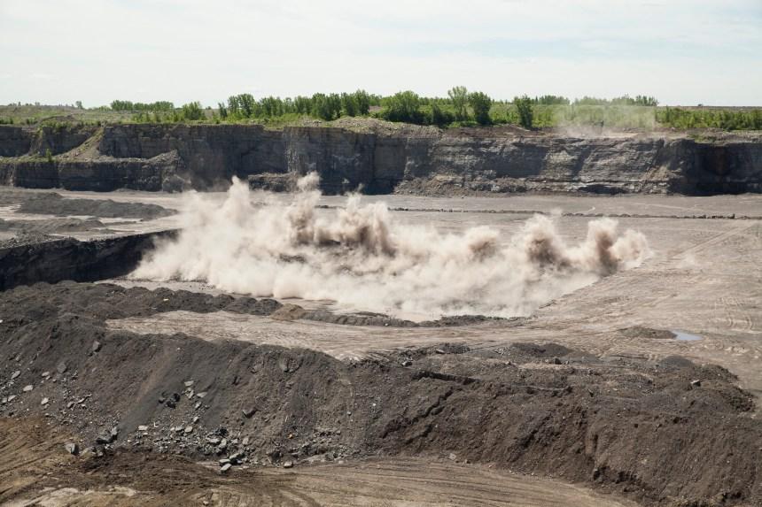 Dynamitage à la Carrière Lafarge: «sous les limites» imposées par Québec