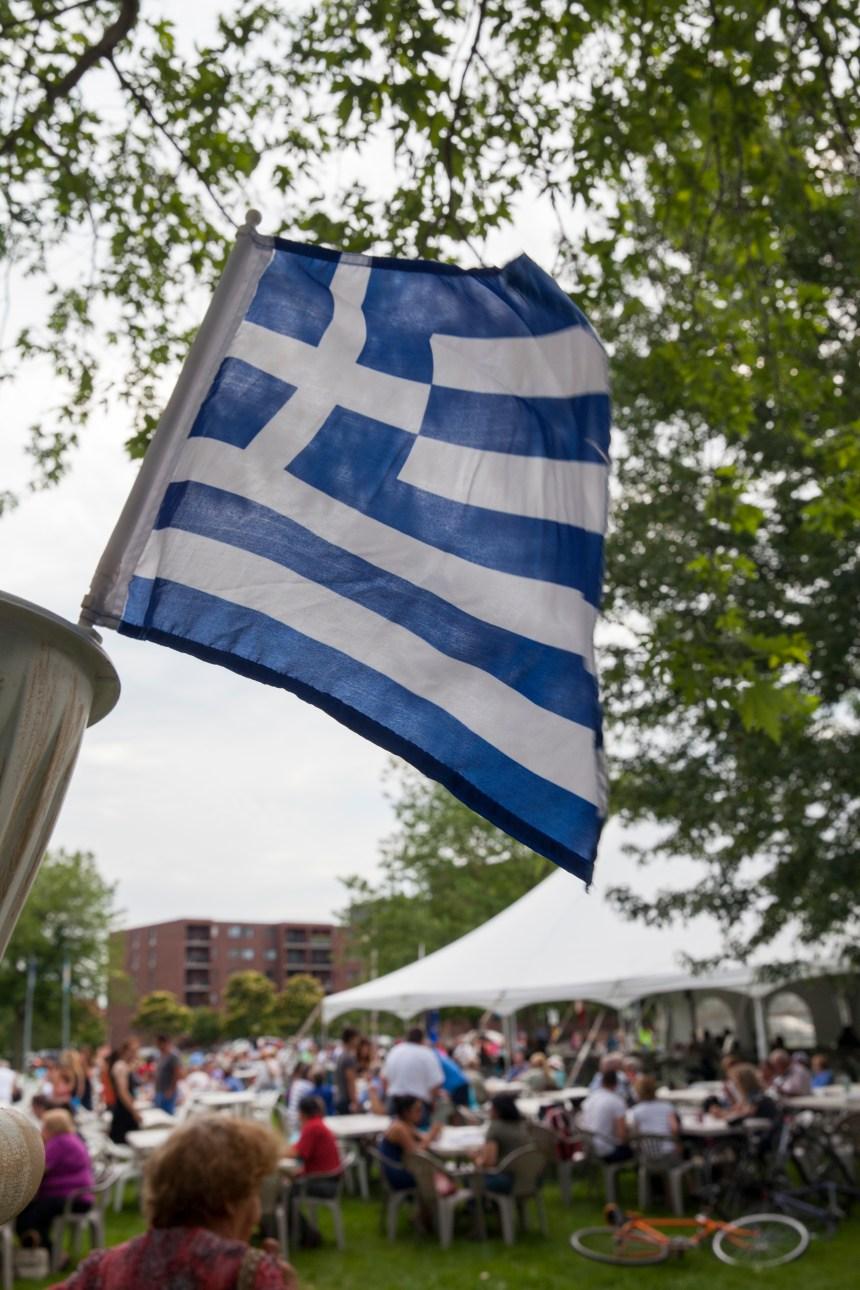 La communauté grecque d'ici surprise du résultat du référendum