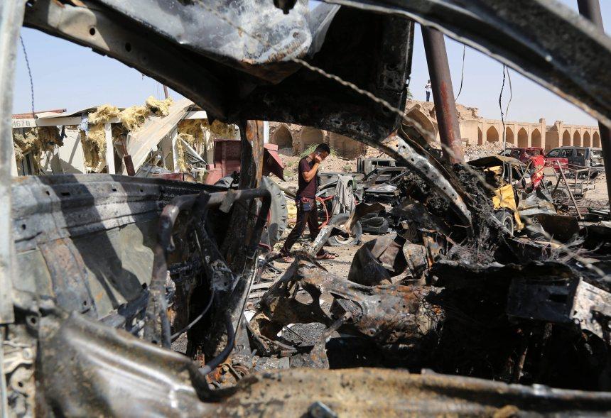 Terrorisme: de plus en plus d'attentats, de plus en plus de morts