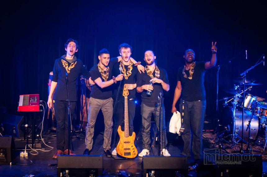 Jazzamboka: Du jazz à Verdun