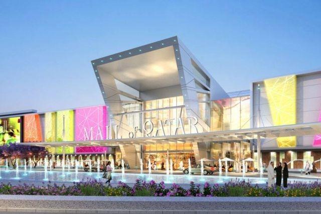 Qatar: bientôt un centre commercial grand comme 50 terrains de football