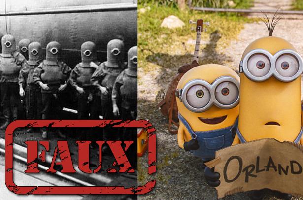 Non, les «Minions» ne sont pas inspirés des nazis
