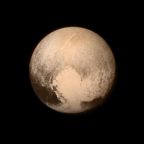 New Horizons: La mission ne fait que commencer