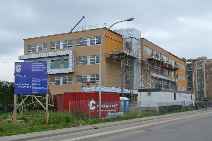 École Saint-Laurent Ouest: le public consulté pour le nouveau nom