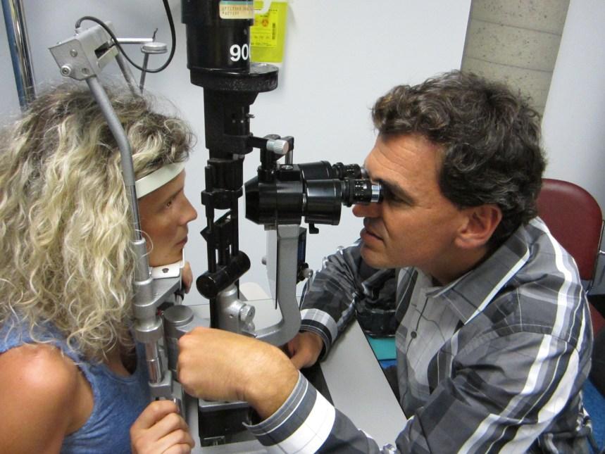 L'œil bionique attend son patient