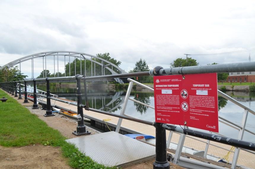 Fermeture du Canal Lachine: des alertes qui tardent