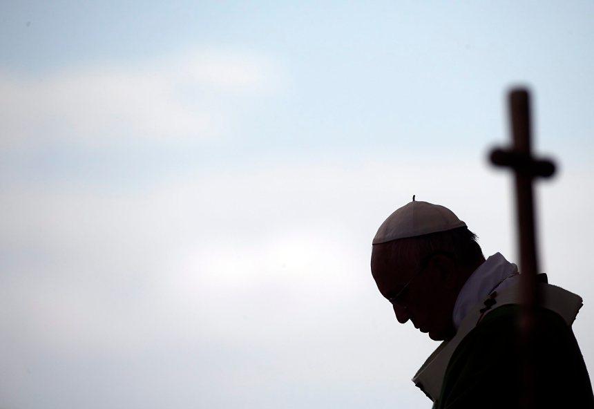 Le pape célèbre le Dimanche des Rameaux