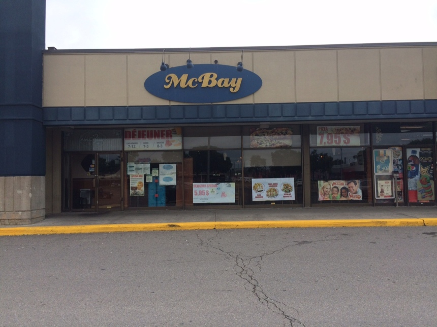 Salubrité: 3000$ d'amendes pour le Mc Bay Delicatessen