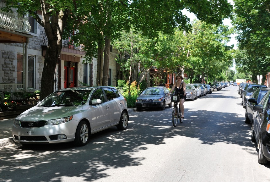 Pas de vélorues cette année à Montréal