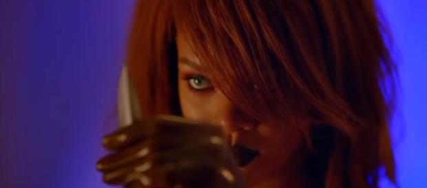 Un clip ultra violent pour la dernière chanson de Rihanna