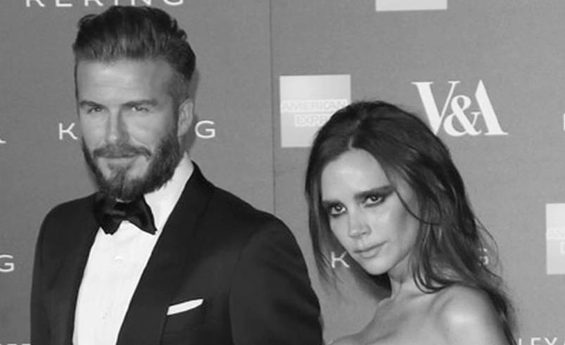 Le couple Beckham fête leur 16 ans de mariage!