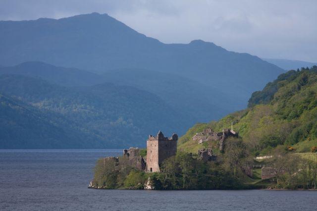 Le monstre du Loch Ness: une anguille géante?