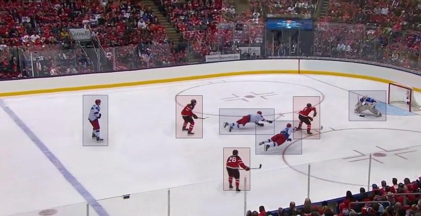 Hockey: Pousser l'analyse sportive encore plus loin