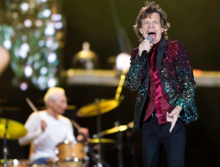 Les Rolling Stones ont séduit le public québécois