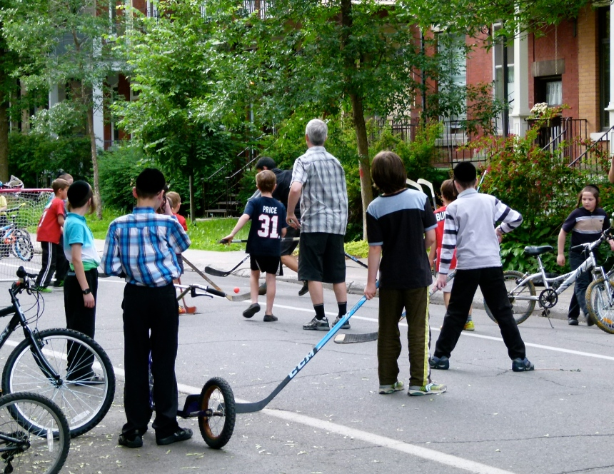 Tenter une meilleure cohabitation entre juifs et non-juifs à Outremont