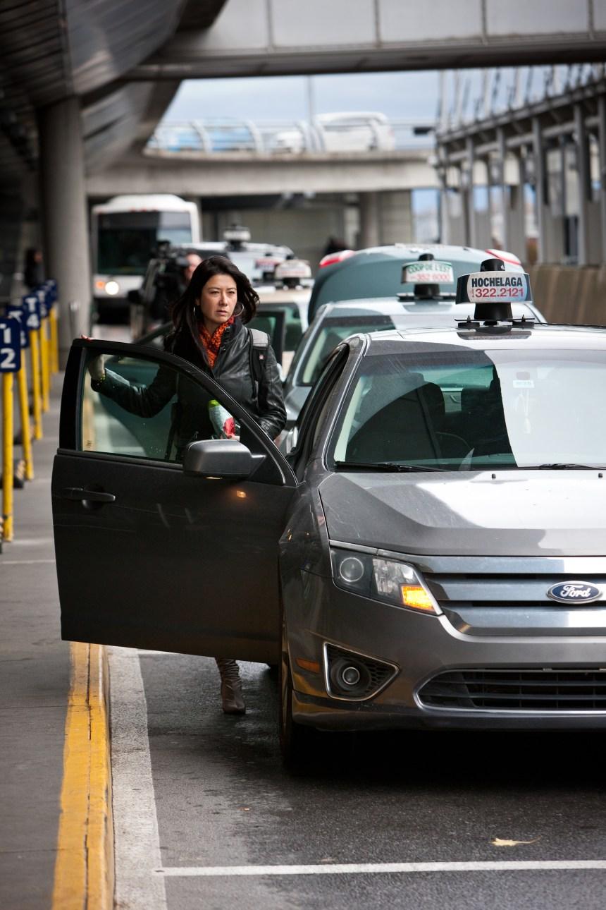 Montréal-Trudeau: une allure plus professionnelle pour les chauffeurs de taxi
