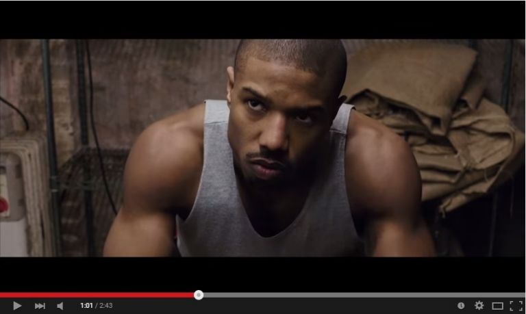 La bande-annonce de «Creed», le spin-off de Rocky, vient de sortir