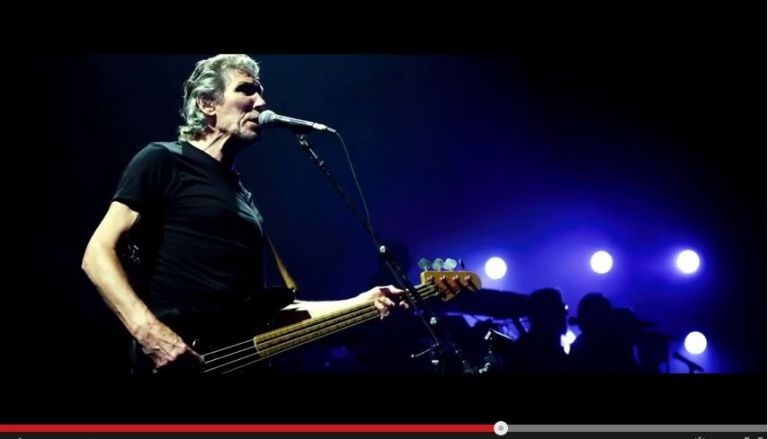 Roger Waters dévoile la bande annonce du film-concert «Roger Waters The Wall»