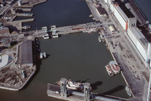 60M$ d'Ottawa pour le Port de Québec