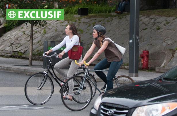 3 cyclistes heurtés chaque jour à Montréal