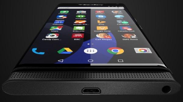 Venice: un superbe BlackBerry sous Android (rumeur)