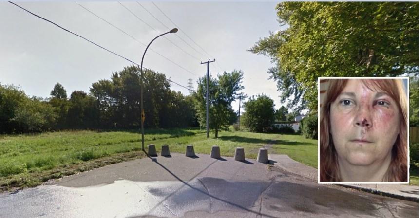 Une femme attaquée en pleine rue à Pointe-aux-Trembles