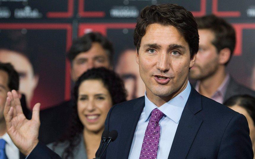 Trudeau veut que Harper fasse le ménage