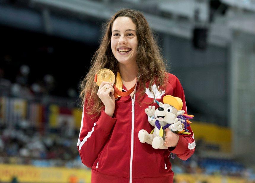 Aurélie Rivard, la star des Jeux parapanaméricains