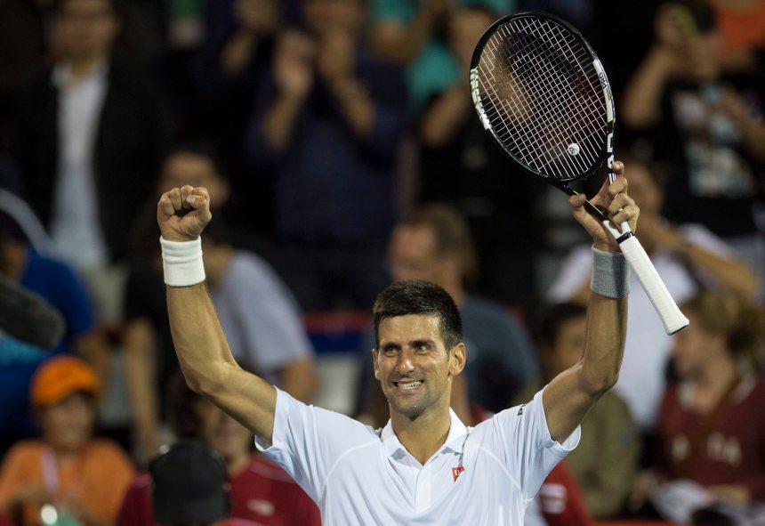 Coupe Rogers: Djokovic affrontera Chardy en demi-finale