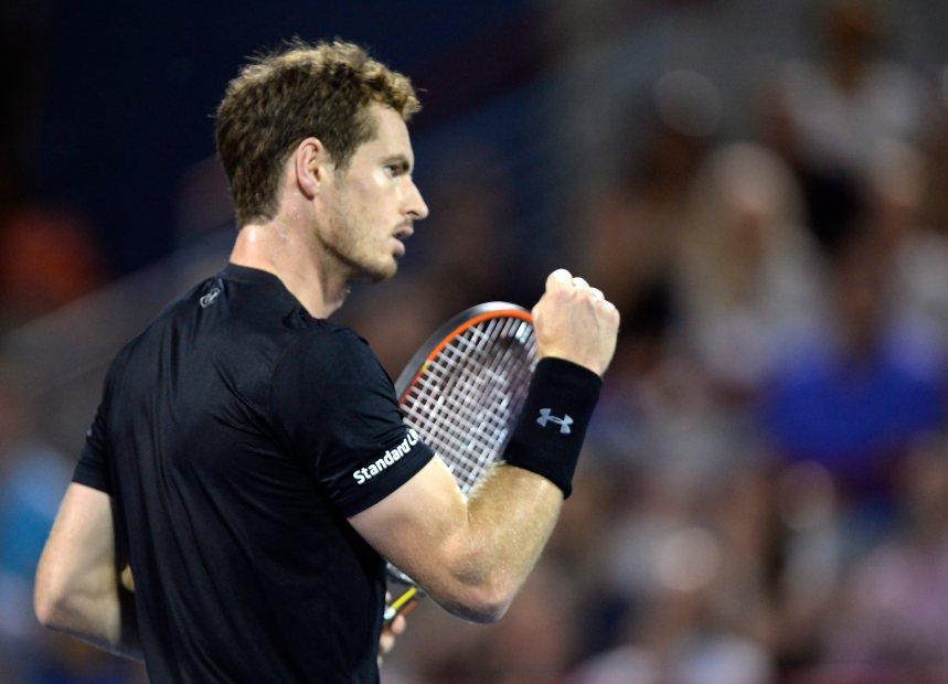 Coupe Rogers: Djokovic et Murray en finale