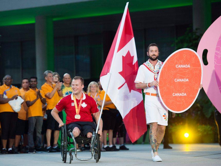 Parapanam: Le Canada termine au deuxième rang