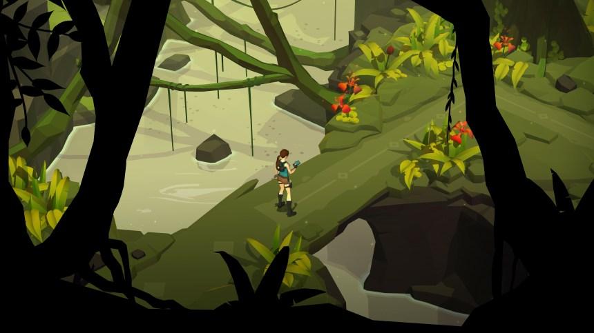 Lara Croft débarque en version mobile