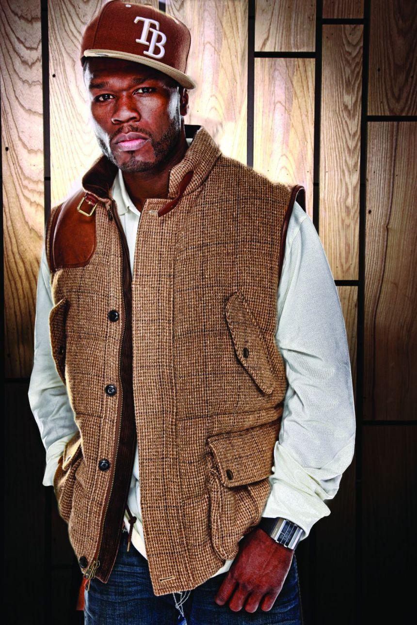 Le rappeur 50 Cent sort un titre amer racontant son passé
