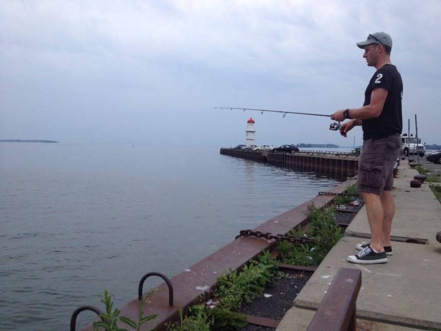 Sociologie de la pêche à la ligne