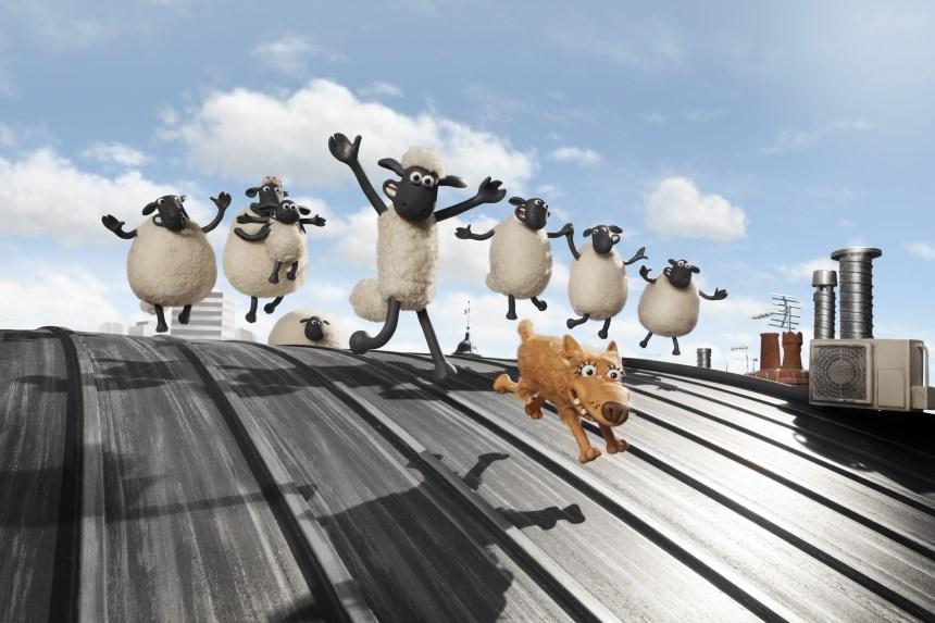 Shaun the Sheep: belle bêêêêêête