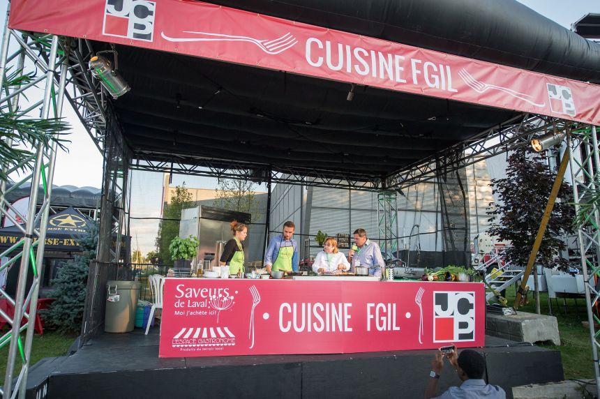 Agenda foodie de Montréal: Les Fêtes Gourmandes Internationales de Laval et plus!