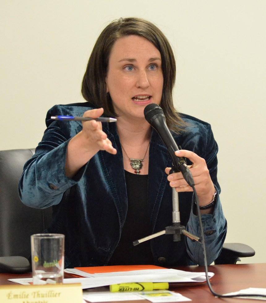 Émilie Thuillier nouvelle leader de l'Opposition officielle