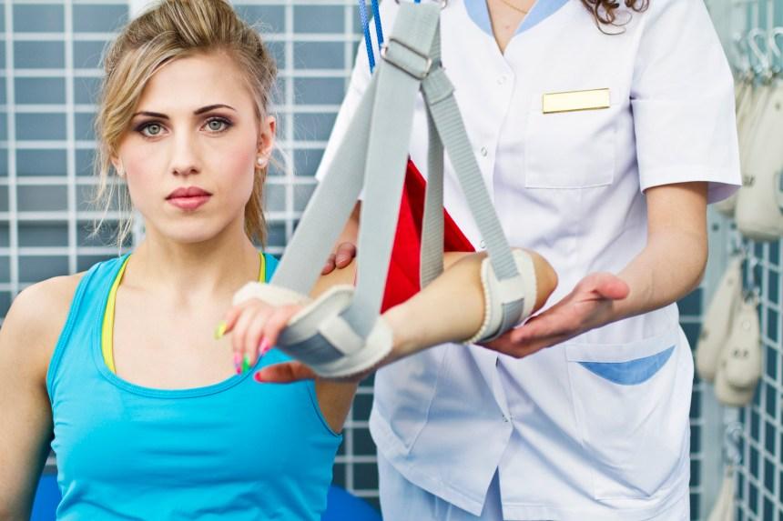 Techniques de réadaptation physique: aider les patients à retrouver leur condition physique