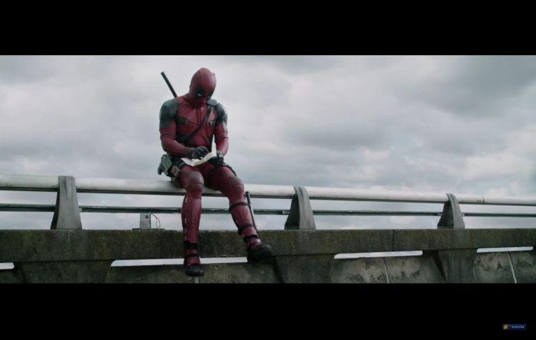 La première bande annonce de «Deadpool» avec Ryan Reynolds