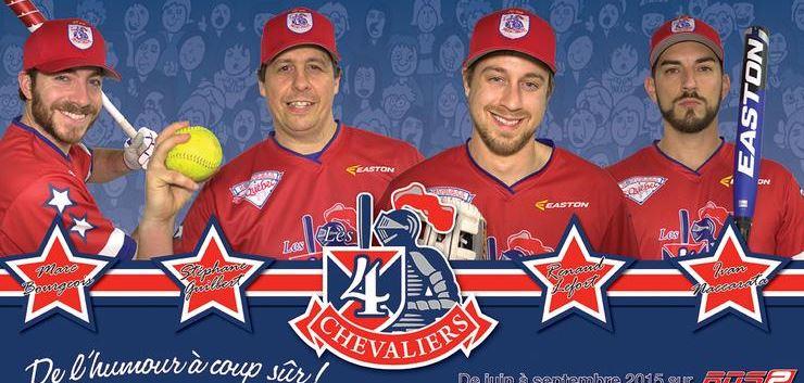 Les Harlem Globetrotters du baseball québécois