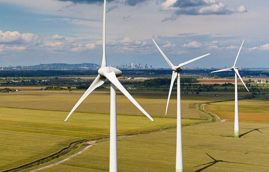 L'essor de l'éolien bénéficie aussi à Montréal