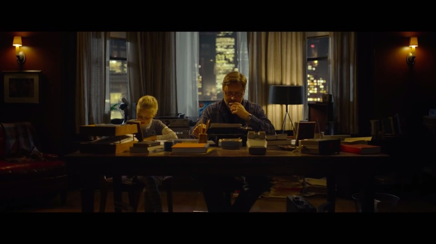 Russell Crowe en père malade dans «Fathers and daughters»
