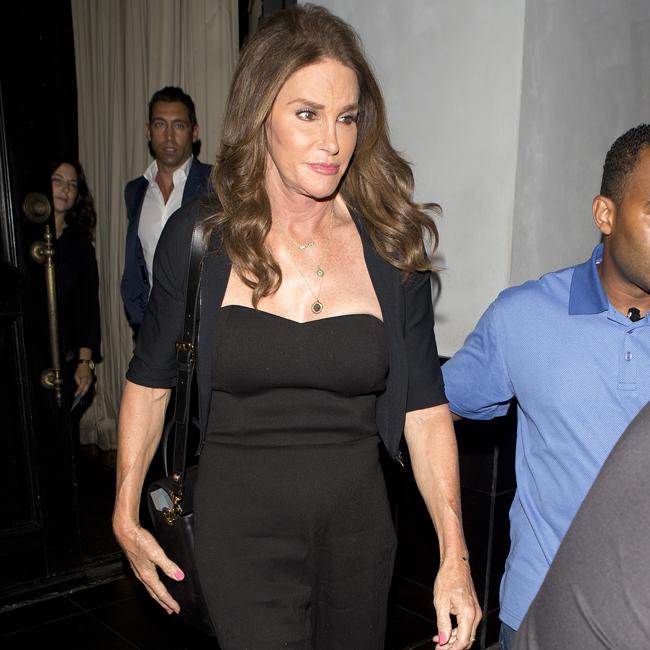 Caitlyn Jenner sait apprécier les formes masculines