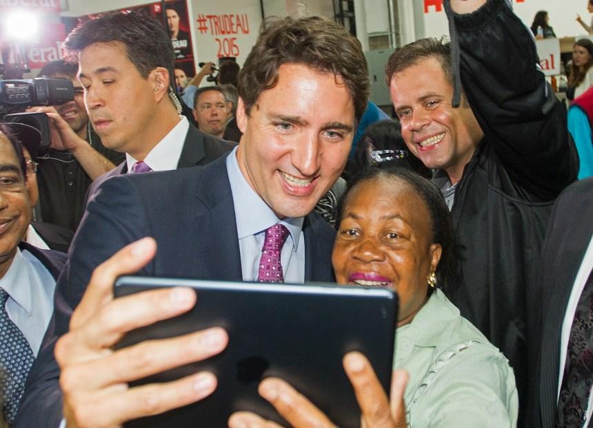 Trudeau veut un gouvernement et un Sénat plus transparents et moins partisans