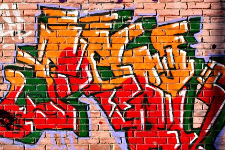 Moins de graffitis à Saint-Léonard