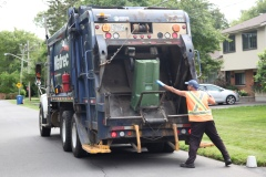 Beaconsfield équipera de caméras ses camions à ordures
