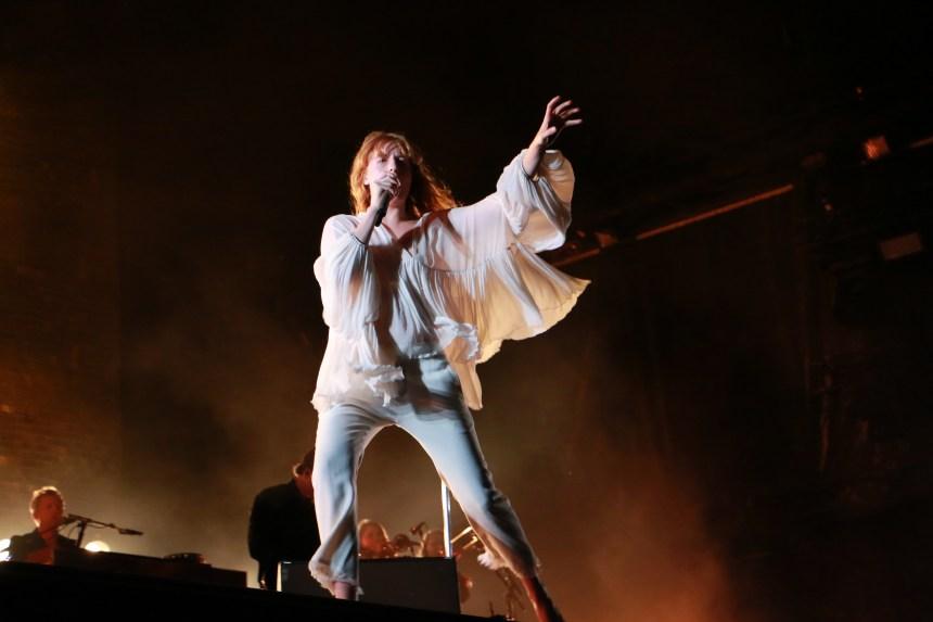 Florence + The Machine à Osheaga 2015