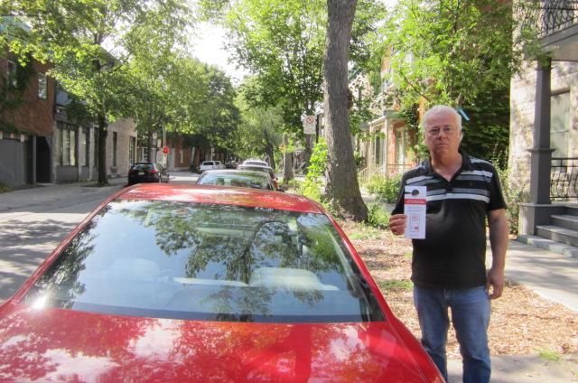 Commerçants et résidents du Plateau furieux: 397 espaces de stationnement réservés en plus