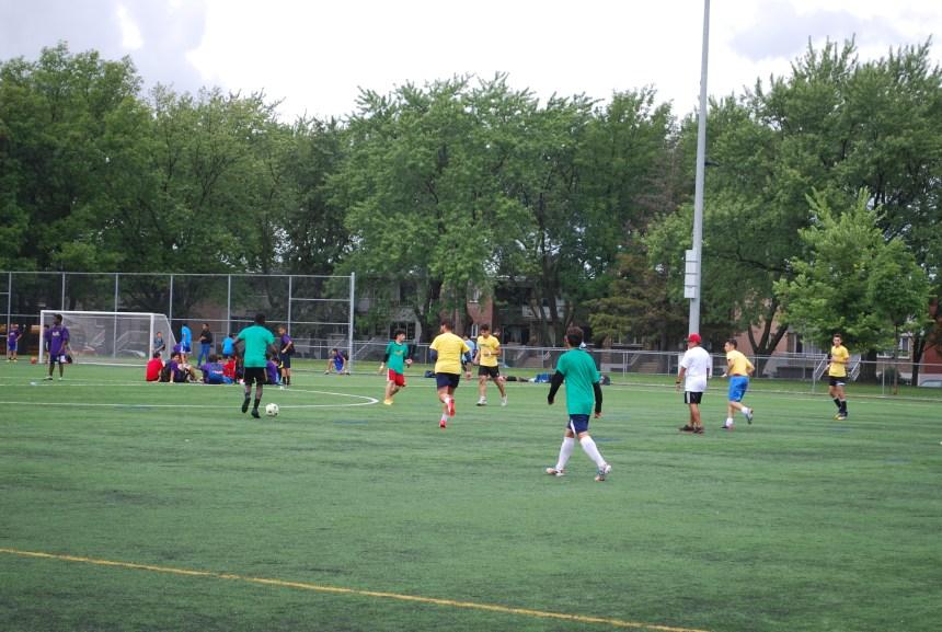 Jeux de la rue: près de 600 jeunes à la finale