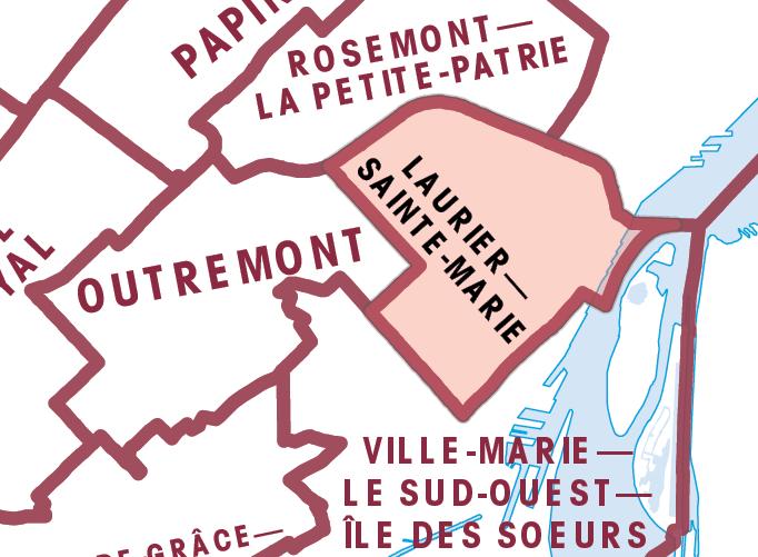 Laurier-Sainte-Marie: nouvel affrontement entre Duceppe et Laverdière